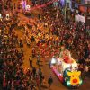 Desfile Navidad Maravillosa 2017 en La Paz