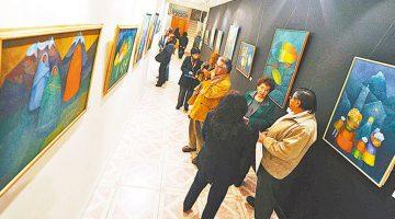50 Años Homenaje a Silvia Peñaloza – Museo Nacional de Arte