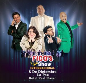 Fico's Show Internacional – Real Plaza Hotel