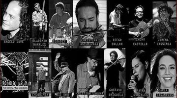 Primer Concierto 2018 de la Big Band – Teatro Nuna