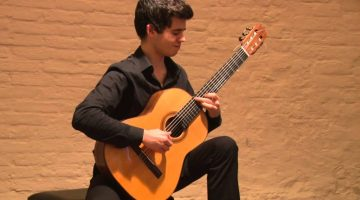 Fabian Zeller en Concierto – Centro Cultural Brasil Bolivia