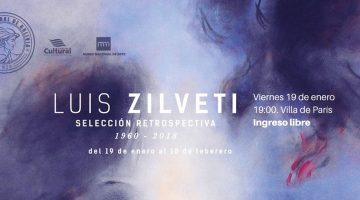 Muestra Retrospectiva de Luis Zilveti – Museo Nacional de Arte