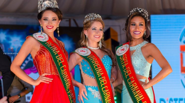 Reina del Carnaval Paceño 2018