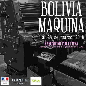 Bolivia Máquina – Alianza Francesa