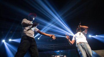 Espectáculo Musical Hip Hop – Plaza Abaroa