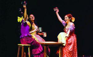 Musical La Bella y la Bestia – Teatro Municipal Alberto Saavedra Pérez