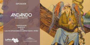 Colección Andando – Espacio Simón I. Patiño