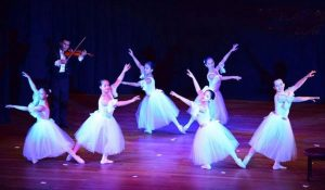 Día Mundial de la Danza – Teatro Municipal Alberto Saavedra Pérez