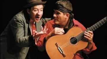 El Duende Andalúz – Teatro Municipal Alberto Saavedra Pérez