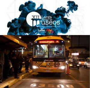Ruta del PumaKatari – Larga Noche de Museos 2018 en La Paz