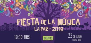 Fiesta de la Música 2018 – Teatro Nuna