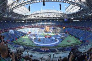 Inauguración del Mundial Rusia 2018 – Círculo de la Unión