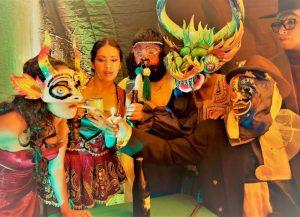 De pepinos, comparsas y otros traguitos – Teatro de Cámara
