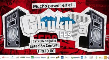Ch'ukuta Fest 2018 en La Paz