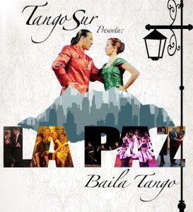 La Paz Baila Tango 2018 – Teatro Modesta Sanjinés