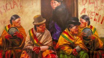 LXVI Salón Municipal de Artes Plásticas – Museo Tambo Quirquincho