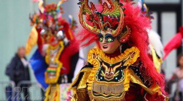 Festival de Danza Intercolegial – Colegio Franco Boliviano