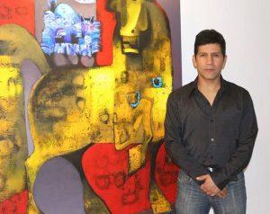 Pinturas de Fabricio Lara – Galería Mérida Romero