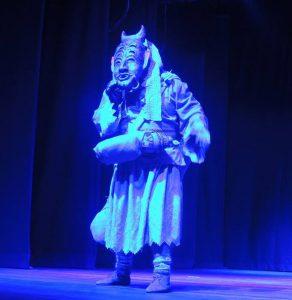 Bolivia Diez – Teatro Raúl Salmón de la Barra