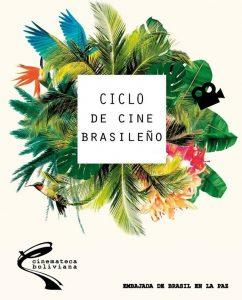 Ciclo de cine brasileño en la Cinemateca Boliviana