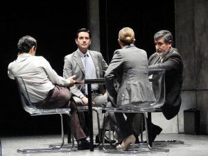 El método Grönholm – Teatro Nuna
