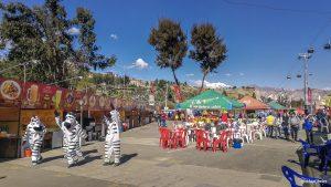 Feria Gastronómica – Saborea y Vive La Paz 2018