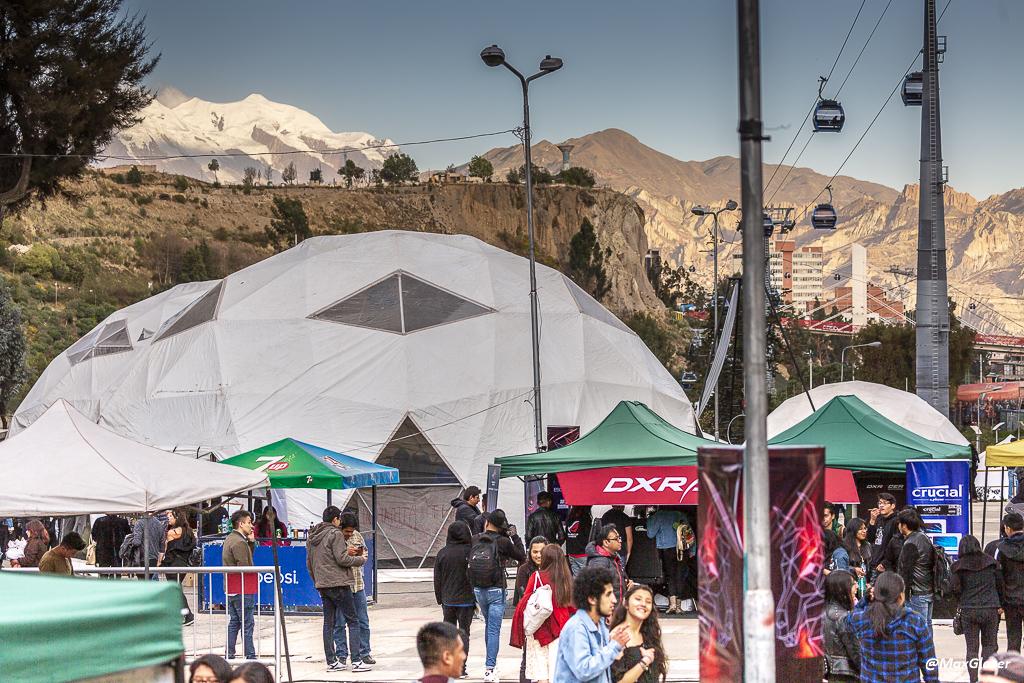 MegaFest 2018 - Campo Ferial en la Av. del Ejercito