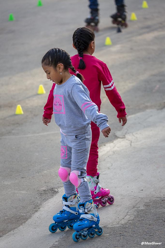 Espacio de patinaje