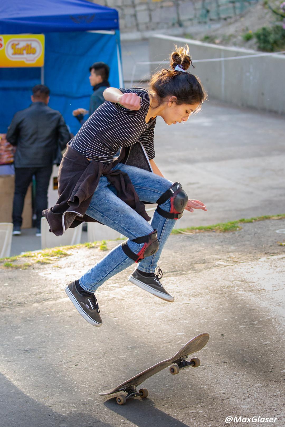 MegaFest 2018 - Espacio de skateboard
