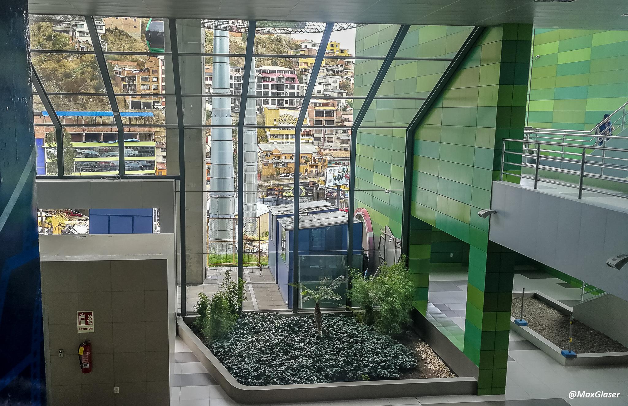 Estación Curva de Olguin - Linea Verde