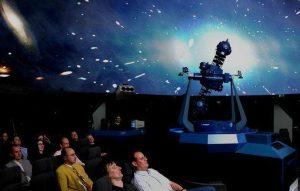 Festival de Música Visual – Planetario Max Schreier