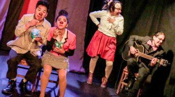 Festival Internacional de Teatro y Movimiento Vivo 2018 en La Paz