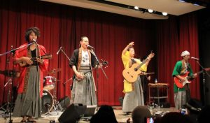 Viva Bolivia de Wayra JapónAndes – Teatro Municipal Alberto Saavedra Pérez