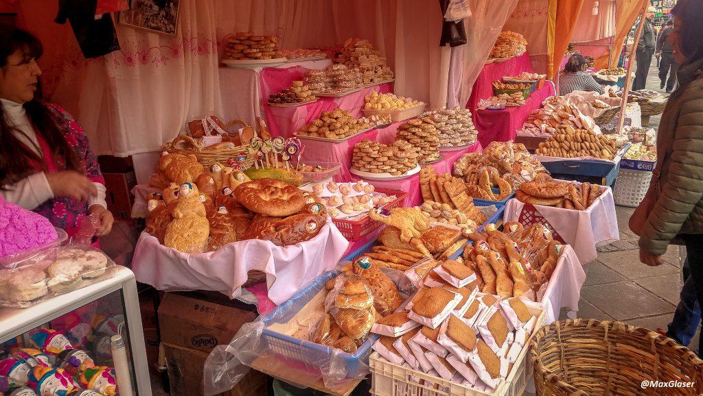 Feria del Pan de Todos Santos en San Francisco