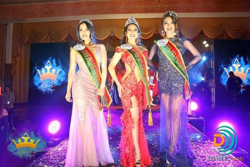 Reina Carnaval Paceño 2019