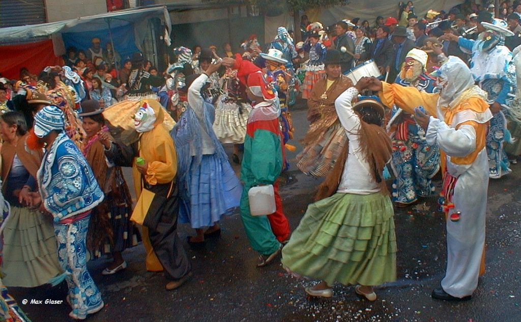 Carnaval Paceño 2019