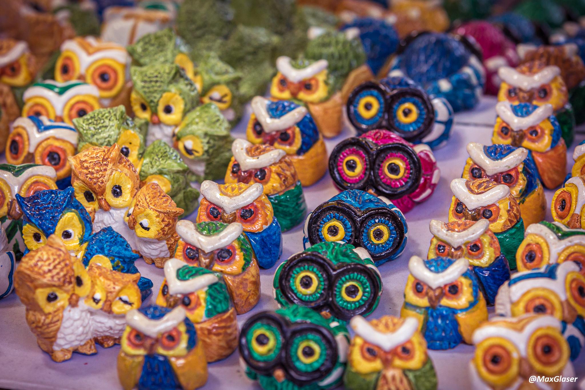 Feria de Alasita 2020 - Buhos