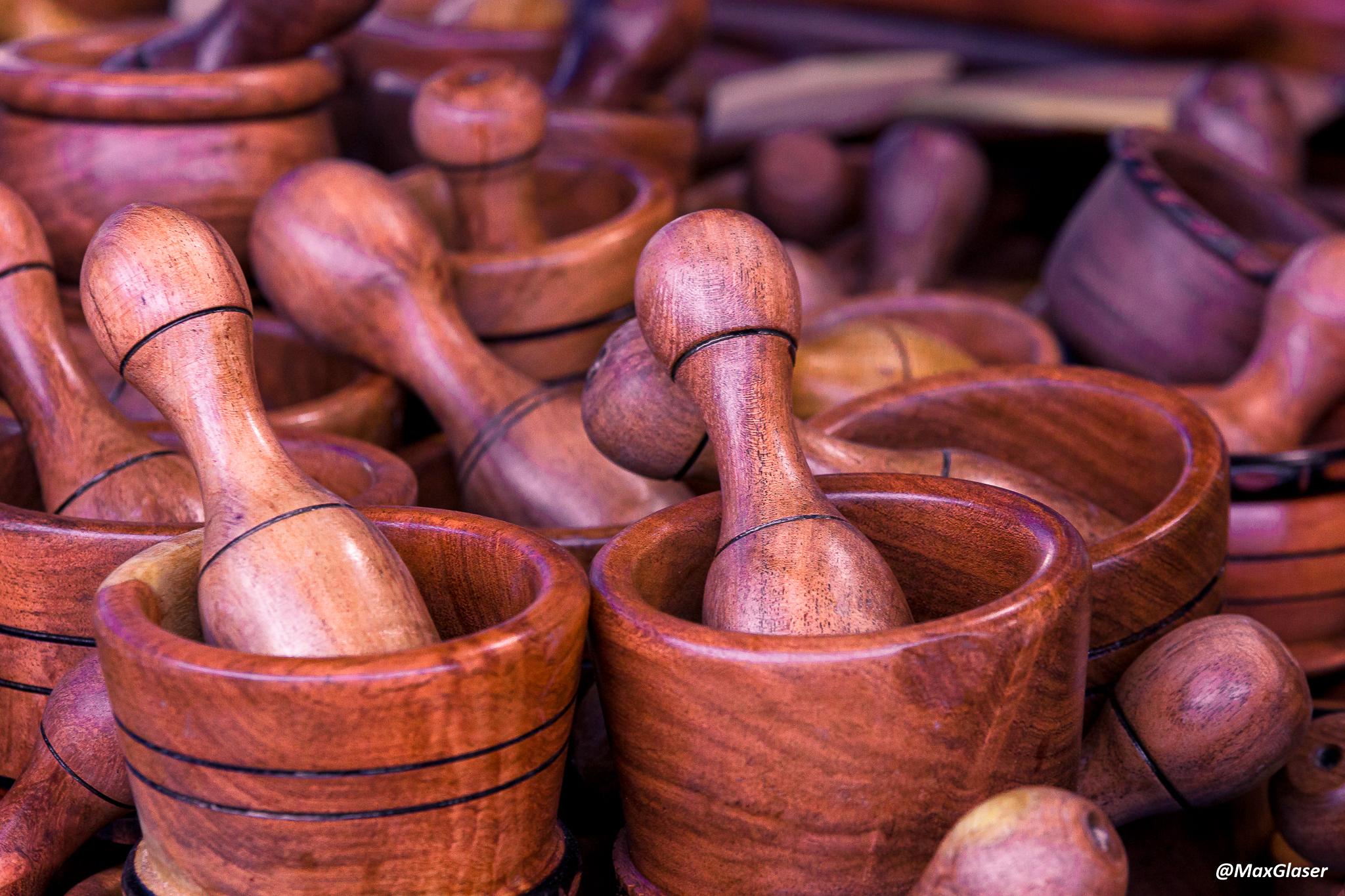 Feria de Alasita 2020 - Tacus para moler